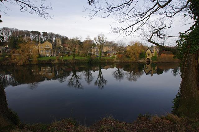 River Lune at Halton