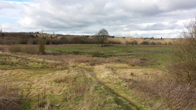 Cannock, Mill Green Park development site