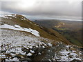 NY3414 : View from Nethermost Pike by Basher Eyre