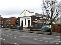 J3573 : Ulster Temple of the Elim Pentecostal Church, Ravenhill Road by Eric Jones