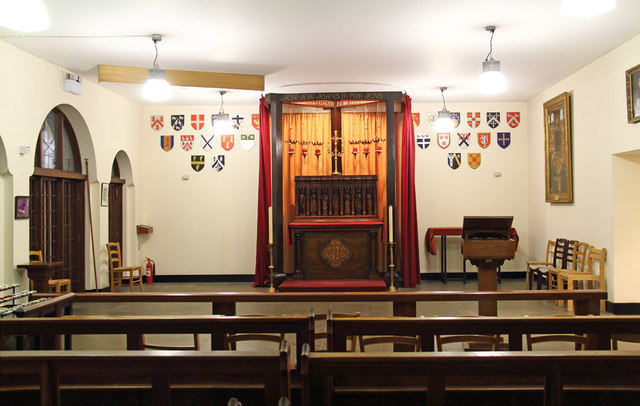 Tyburn Convent, Hyde Park Place, W2 - Martyrs Chapel