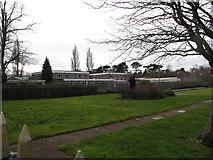 J3573 : Park School, Ravenhill Road by Eric Jones