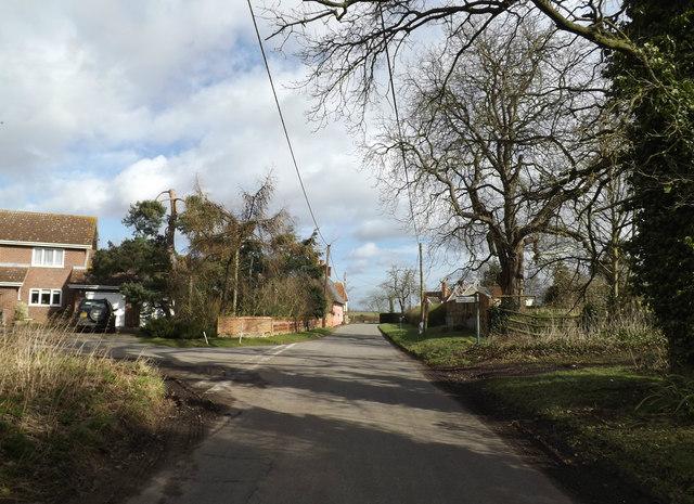 Upper Oakley, Oakley