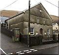 SS8996 : Tabor Independent Chapel, High Street, Abergwynfi by Jaggery