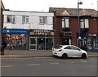 SU1585 : Gorsehill Grill, Swindon by Jaggery
