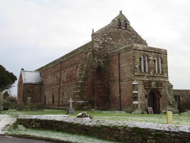 Church of St Mary, Abbeytown