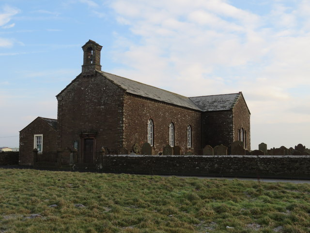 Christ Church, Allonby