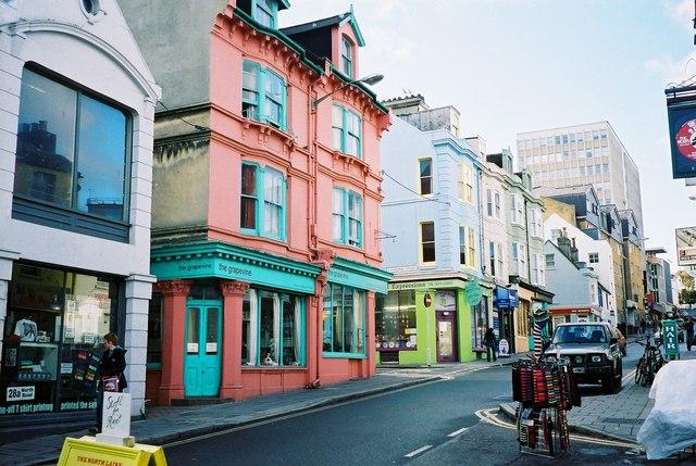 Brighton: North Road