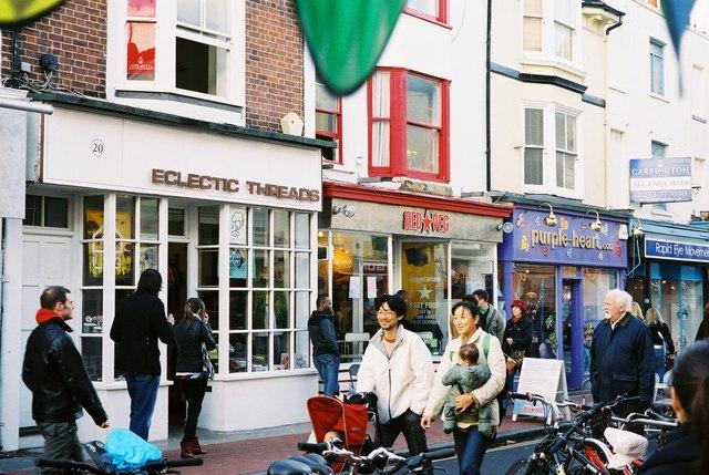 Brighton: Gardner Street