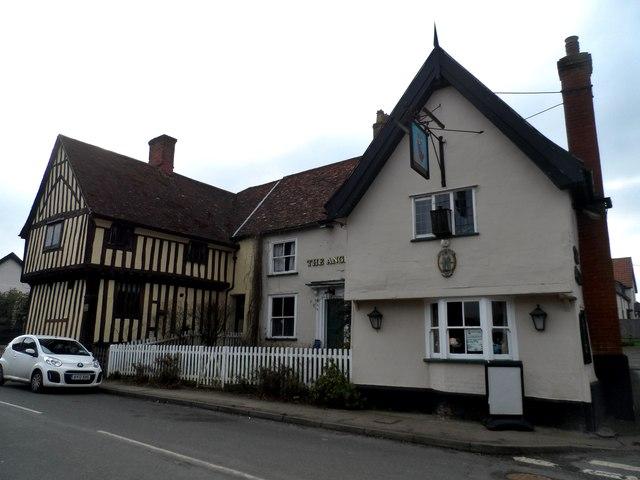 The Angel Inn, Glemsford