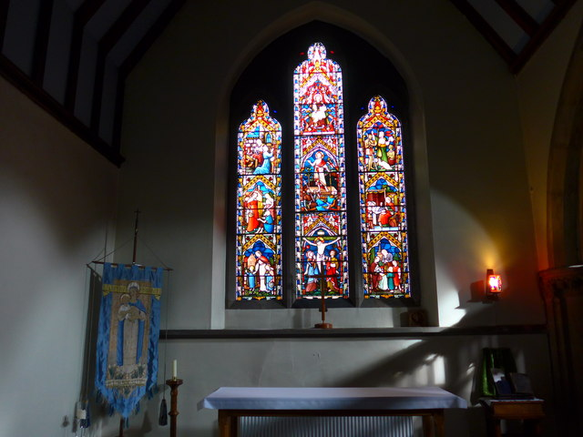 Inside St Oswald, Burneside (d)