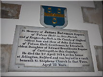 SD5095 : St Oswald, Burneside: memorial (i) by Basher Eyre