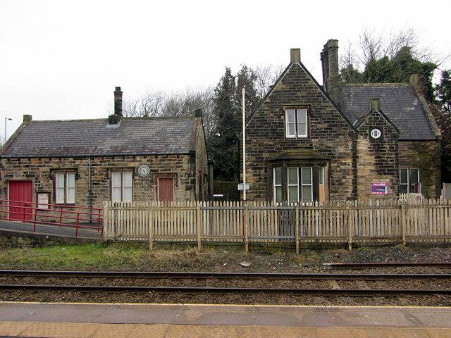 Haltwhistle Railway Station
