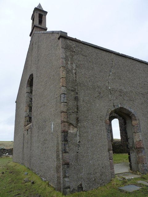Ruined Church, Risabus, Islay