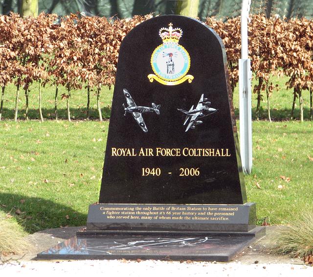 RAF Coltishall Memorial