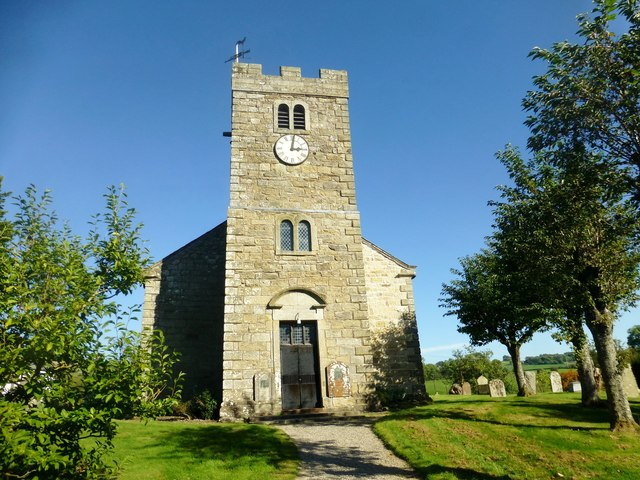 Church of St Patrick, Bampton Grange