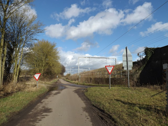 Mellis Road, Thrandeston
