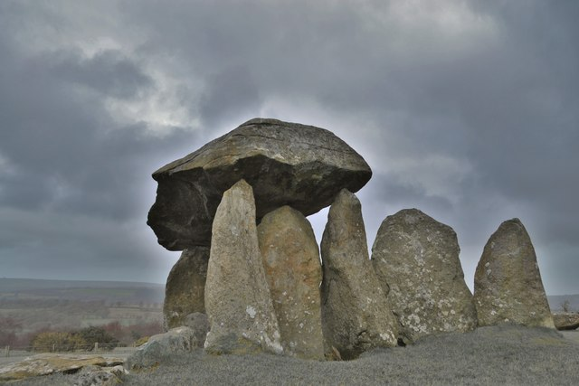 Pentre Ifan Neolithic Burial Chamber