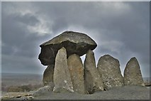 SN0937 : Pentre Ifan Neolithic Burial Chamber by Deborah Tilley