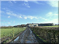 SD5306 : Footpath to Orrell House Farm from Dean Wood by Gary Rogers