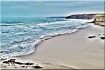 SM8513 : Looking Across To Settlands by Deborah Tilley