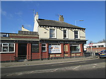 TA0729 : The  George  top  of  Walton  Street by Martin Dawes