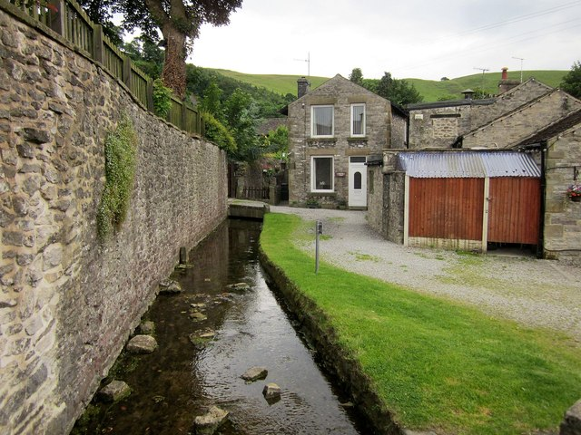 Mill Stream, Castleton
