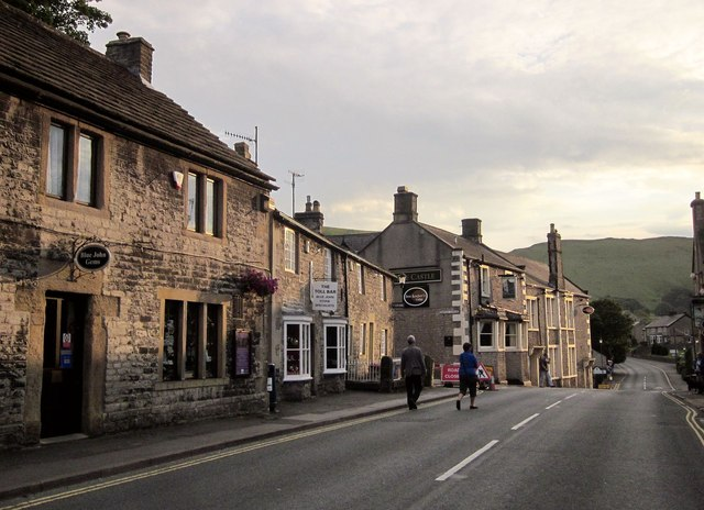 Cross Street, Castleton
