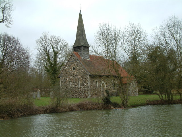 Church of All Saints - Ulting