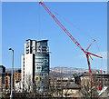 J3474 : Crane, Donegall Quay, Belfast - March 2015(4) by Albert Bridge