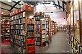 NU1912 : Barter Books, former Alnwick Station (3) by Jim Barton
