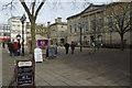 SJ9223 : Market Square, Stafford by Stephen McKay
