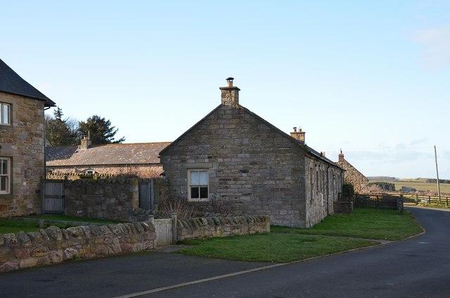 Cottages at Dunstan Steads
