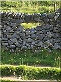 SK1482 : Wall, Cave Dale by Derek Harper