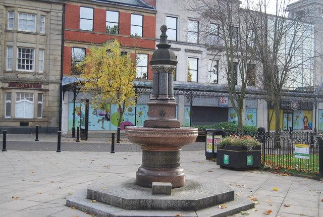 Fountain, Kay Gardens