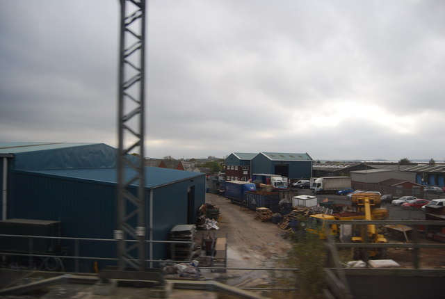 Industrial Estate, The Leys