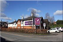 SJ4068 : Premier Inn at the Bache, Chester by Jeff Buck