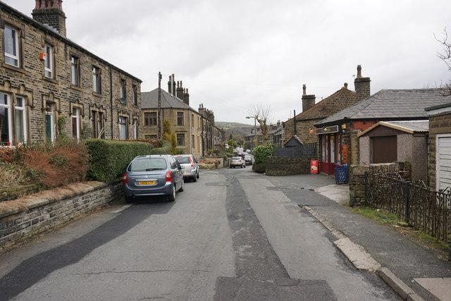 Marsden Lane, Marsden