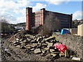 SK3448 : A view of The East Mill, Belper by Neil Theasby