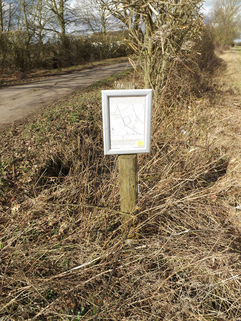 Open Access Map on New Road