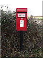 TM1277 : Great Green Postbox by Adrian Cable