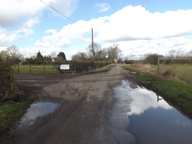 New Road, Great Green