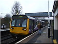 SK7080 : Retford Railway Station (Platform 4, Lower Level) by JThomas