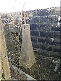 TM2262 : Pedestal for a light anti-aircraft gun in a Suffolk Square pillbox by Adrian S Pye