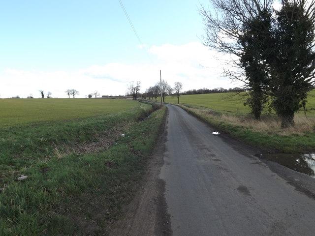 Wash Lane, Redgrave