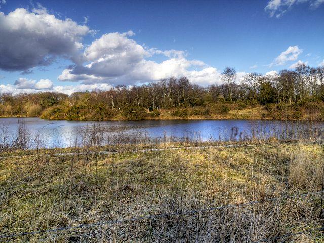 Prince Albert Fishing Lake (Rossmere)