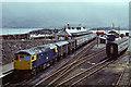 NG7627 : Kyle of Lochalsh station by Ian Taylor