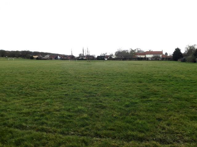 Redgrave Cricket Ground
