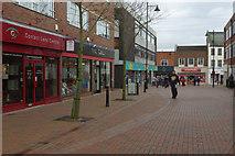 SJ9223 : Stafford Street, Stafford by Stephen McKay