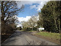 TM0478 : B1113 The Street, Redgrave by Geographer